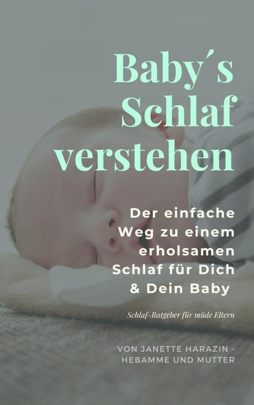 Ebook: Baby's Schlaf verstehen - Schlaf-Ratgeber für müde Eltern